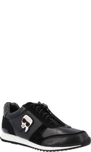 Karl Lagerfeld Skórzane sneakersy