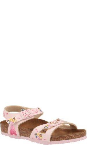 Birkenstock Sandały Rio Disney Princess | z dodatkiem skóry