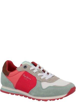 Pepe Jeans London Sneakersy VERONA CASIDI