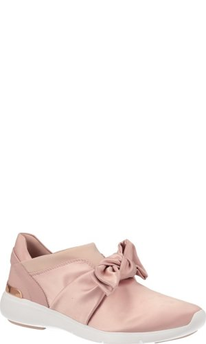 Michael Kors Sneakersy WILLA TRAINER Satin