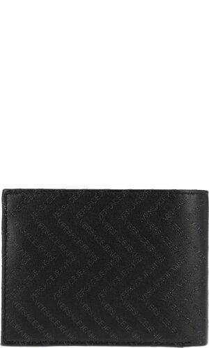 Versace Jeans Skórzany portfel LINEA C DIS. 2