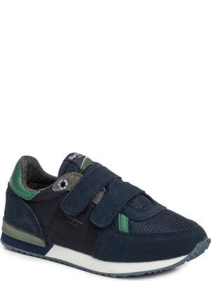 Pepe Jeans London Sneakersy Sydney Mesh