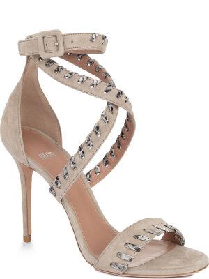 Boss Greta high heels sandals