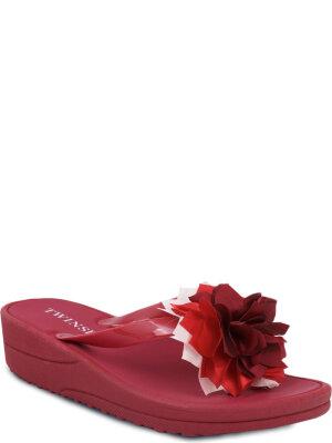 TwinSet Underwear & Beachwear Flip flops