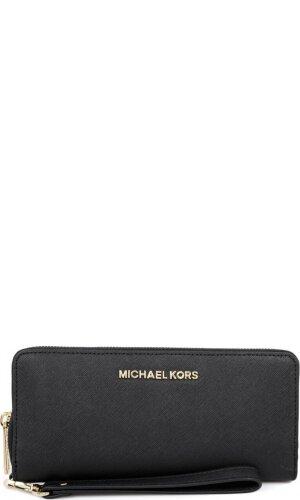 Michael Kors Skórzany Portfel Travel Continental