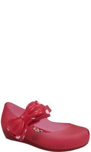 Melissa Ballet shoes MINI MELISSA ULTRAGIRL + MINNIE BB ME