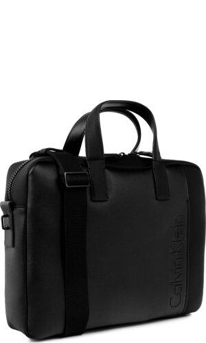 Calvin Klein Torba na laptopa 15'' ELEVATED LOGO