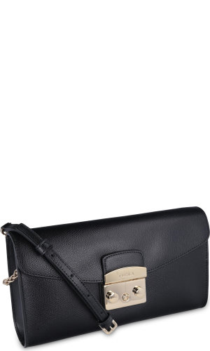 Furla Skórzana torebka na ramię/kopertówka METROPOLIS S