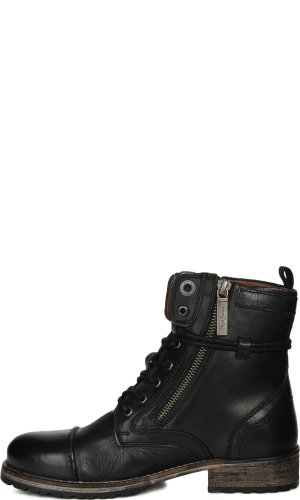 Pepe Jeans London Melting Motorcycle Boots