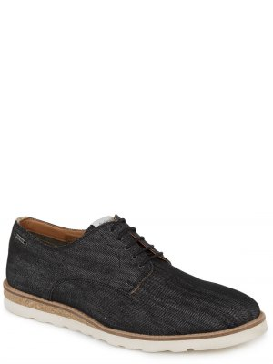 Pepe Jeans London Barley denim derby shoes