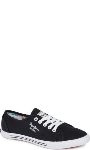 Pepe Jeans London Aberlady Basic 17 Plimsolls