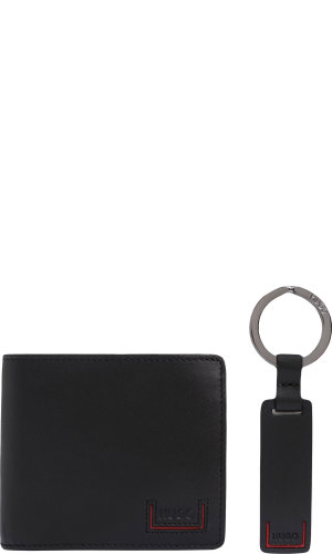 Hugo Wallet + brelok