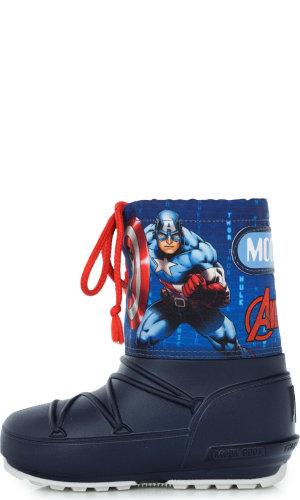 Moon Boot Cap. America Snow Boots
