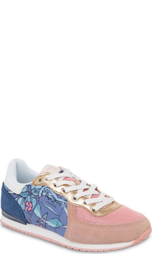 Pepe Jeans London Sneakersy SYDNEY FLOWERS