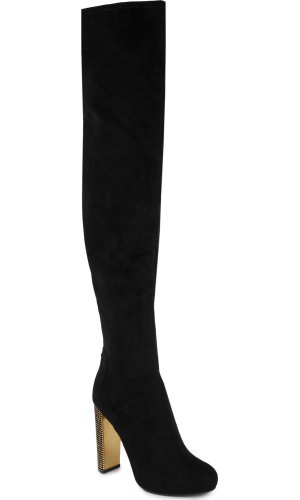 Guess Doe thigh-high boots