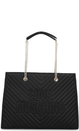 Love Moschino Shopperka + saszetka