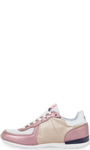 Pepe Jeans London Sneakersy SYDNEY METAL