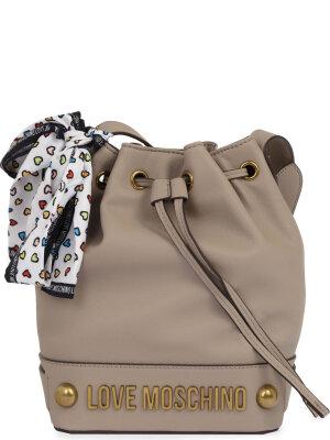 Love Moschino Sack + scarf