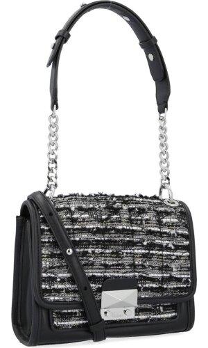 Karl Lagerfeld Skórzana torebka na ramię