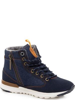 Pepe Jeans London Sneakersy Boston Denim