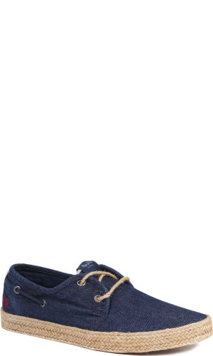 Pepe Jeans London Espadryle Sailor Deck Denim