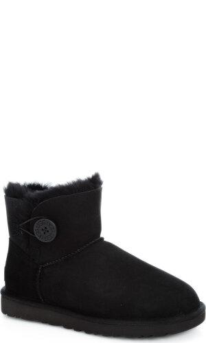 UGG Mini Bailey Button II Snow Boots