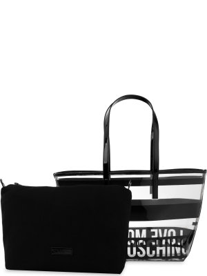 Love Moschino Shopperka + organizer