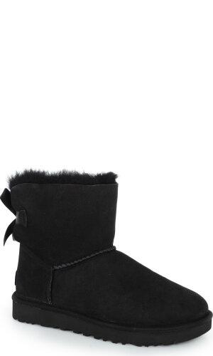 UGG mini bailey bow II winter boots