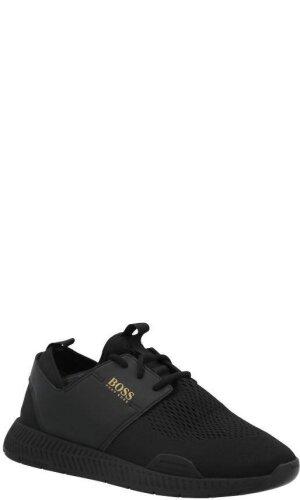 Boss Athleisure Sneakersy Titanium_Runn_act