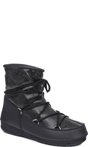 Moon Boot Snow boots  W.E Low Glitter