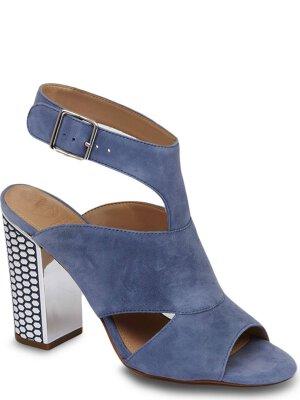 Guess Abbien chunky heel sandals