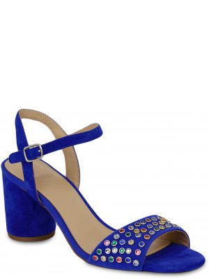 Guess Lorely chunky heel sandals