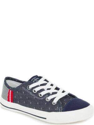 Pepe Jeans London Tenisówki Britt Fabric