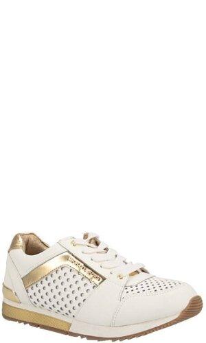 Michael Kors Skórzane sneakersy ZIA-ALLIE