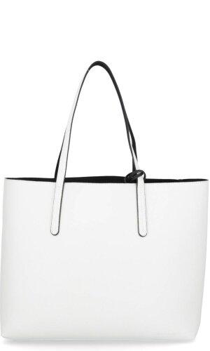 Calvin Klein Dwustronna shopperka + saszetka