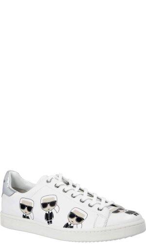 Karl Lagerfeld Sneakersy KOURT Multikonic Karl Lace