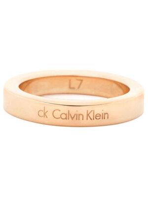 Calvin Klein Pierścionek Hook