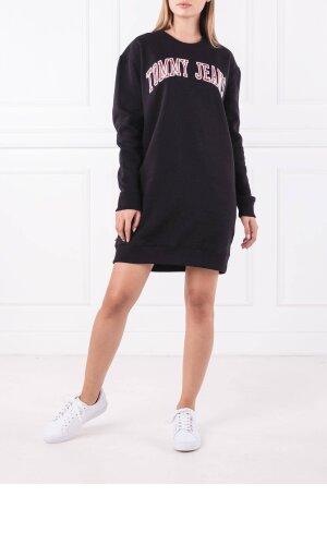 Tommy Jeans Sukienka LOGO | Loose fit