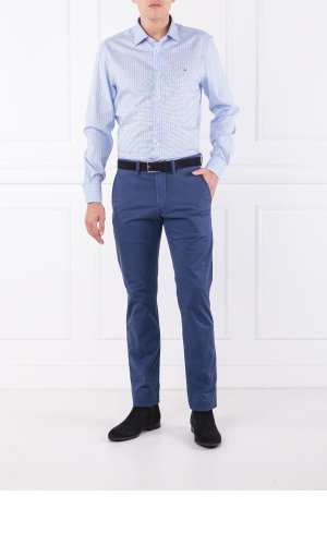 Tommy Hilfiger Tailored Shirt DOBBY CHECK CLASSIC | Regular Fit