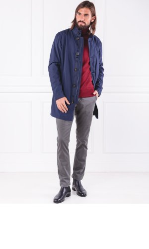 Tommy Hilfiger Tailored Kurtka PRINT CLASSIC | Slim Fit