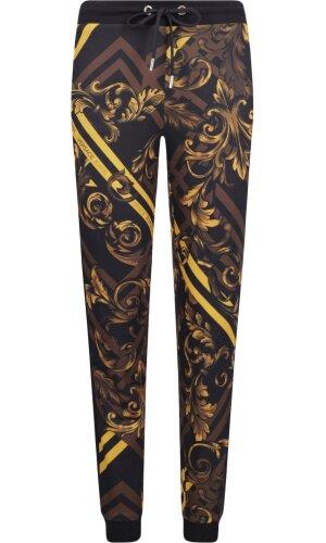 Versace Jeans Spodnie dresowe DONNA   Regular Fit