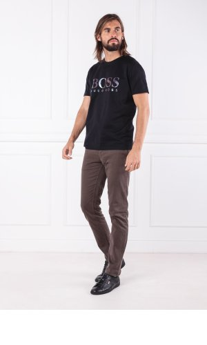 Boss Casual T-shirt Tyger | Regular Fit