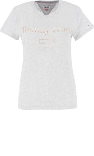 Tommy Jeans T-shirt Metallic | Regular Fit