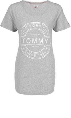 Tommy Jeans T-shirt stamp logo | Regular Fit