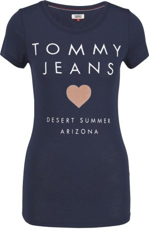 Tommy Jeans T-shirt TJW HEART LOGO   Slim Fit