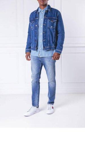 Tommy Jeans Kurtka jeansowa TJM CLASSIC DENIM T | Regular Fit
