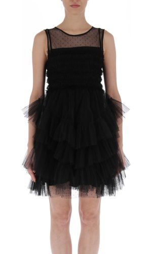 Red Valentino Dress + pettitcoat | with addition of silk