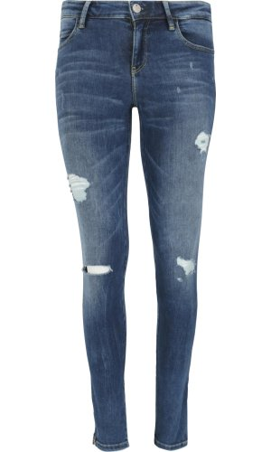 Guess Jeans Jeansy MARILYN 3 ZIP | Skinny fit | low rise | Skinny fit