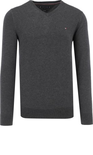 Tommy Hilfiger Sweater | Regular Fit | with addition of silk