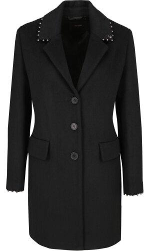 MYTWIN TWINSET Płaszcz | z dodatkiem wełny